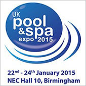 UK Pool Spa Expo 2015