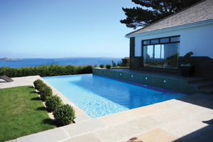 SPATA Award Winning Pool - Concrete Pools Up To £60,000