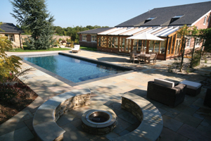 SPATA Award Winning Pool - Concrete Pools £60,000 And Over