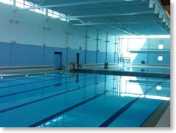 Swimming Pool News Magazine Latest News First 50 Metre Pool Opens In Northern Ireland